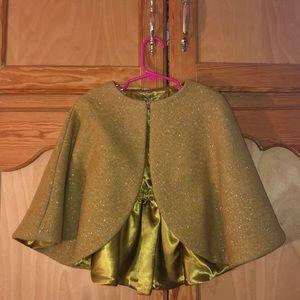 Toddler girls cape ✨